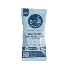 Smyle Brush Mints Zahnpasta Tabletten Refill Schweiz