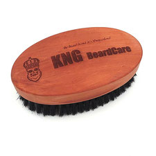 KNG BeardCare Switzerland Beardbrush big