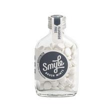 Smyle Brush Mints Zahnpasta Tabletten Fluorid frei Schweiz