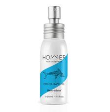 hommer men grooming pre-shave oil home island