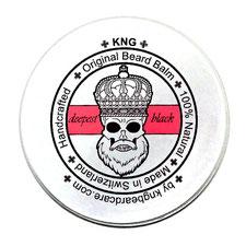 KNG BeardCare Bartbalsam deepest black 60g