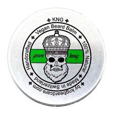 "KNG BeardCare Bartbalsam ""green king"" 60g"