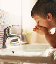 Arzneimittel im Trinkwasser nicht mit Wasserfilter von H2O-Filtertechnik.