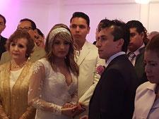 Karaoke Luz y Sonido en la boda de Miriam y Carlos con su servicio de dj para bodas
