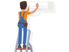Klimaanlagen-Wartung nach VDMA 24186