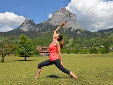 Yoga und Meditation Stoos Vierwaldstättersee