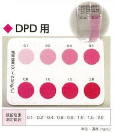 カラーチャートDPD