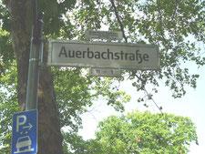 Auerbachstraße in Berlin