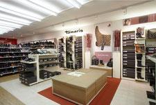 Tamaris-Shop im M-Schuh Shop an der Hauptgasse 38 in Wilisau