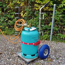 herbatec Gasflaschenwagen