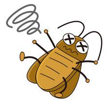 衛生害虫対策 ゴキブリ類 蚊類 ハエ類 ノミ類 ダニ類等の防除