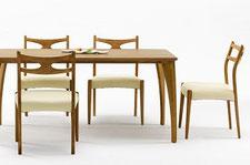家具屋 インテリア 栃木県鹿沼市 ダイニングテーブル 食卓 椅子 チェア