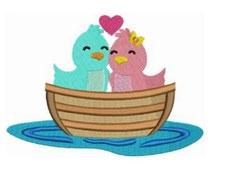 Love Boat Serie: VÖGELI