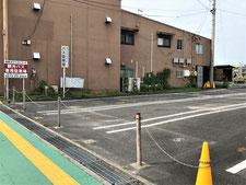 観光バス専用駐車場(要予約)