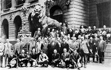発足当時のメンバー(1917年)