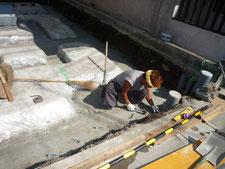 台東区 木造3階建て耐火建築物 基礎工事画像4