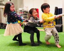 パーソナルトレーニング×英会話レッスン/大阪の子供英会話スクール、古川橋、新大阪、天満橋