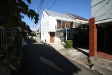 設計施工之コータロー 柿の木坂の家