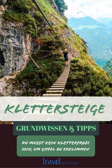 Klettersteige: Grundwissen und Tipps