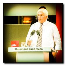 2009 SPD-Wahlkampf in Mainz