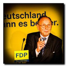 2009 FDP Wahlkampf in Wiesbaden