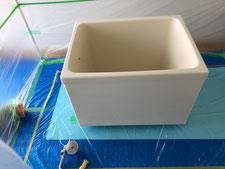 賃貸マンション浴槽塗装