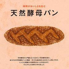 学研プラス『失敗しないでどんどん上達きほんの手作りパン』パン イラスト 作り方イラスト