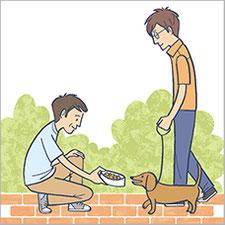主婦の友社『よくわかる森田療法』心の病気 イラスト 心療内科