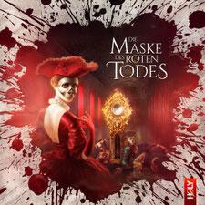 Cover Holy Horror Die Maske des Roten Todes