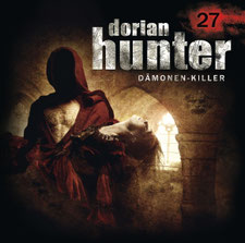 CD Cover Dorian Hunter 27