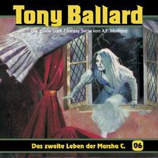 CD Cover Tony Ballard, Folge 32