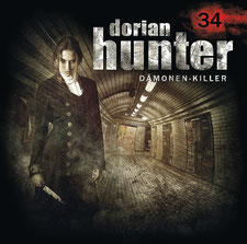 CD Cover Dorian Hunter 34