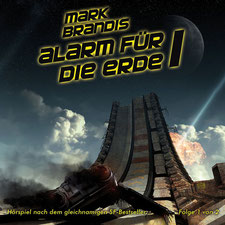 CD Cover Mark Brandis 17