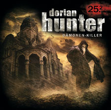 CD Cover Dorian Hunter 25.2