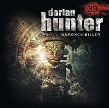 CD Cover Dorian Hunter 39