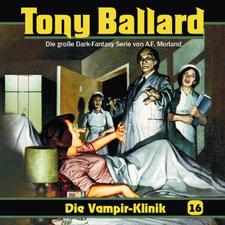 CD Cover Tony Ballard, 16