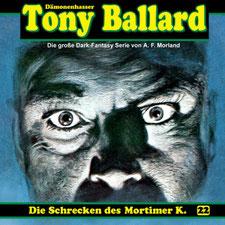CD Cover Tony Ballard, 22