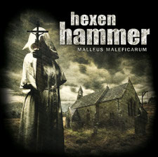 CD Cover Hexenhammer - Die Inquisitorin