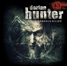 CD Cover Dorian Hunter Folge 43 Wien