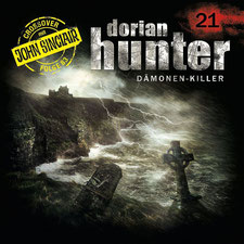 CD Cover Dorian Hunter 21