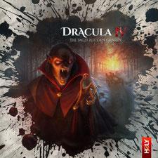 Cover Holy Horror Dracula 4
