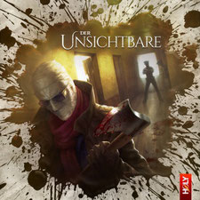 Cover Holy Horror Der Unsichtbare