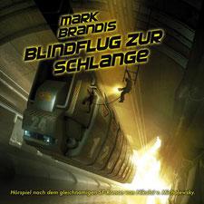 CD Cover Mark Brandis 24