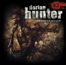 CD Cover Dorian Hunter Folge 42