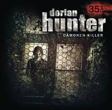 CD Cover Dorian Hunter 35.1