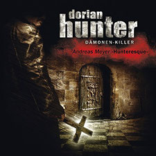 CD Cover Dorian Hunter Soundtrack