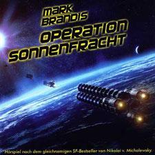 CD Cover Mark Brandis 16