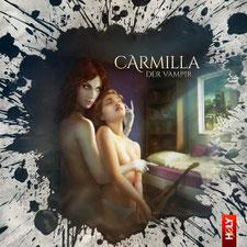Cover Holy Horror Carmilla, der Vampir