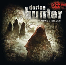 CD Cover Dorian Hunter 29.2