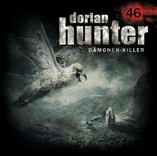 CD Cover Dorian Hunter - Mörder der Lüfte - 46